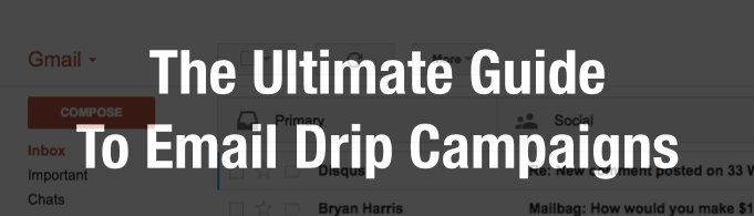 Ultimate Guide to Email Drip Campaigns