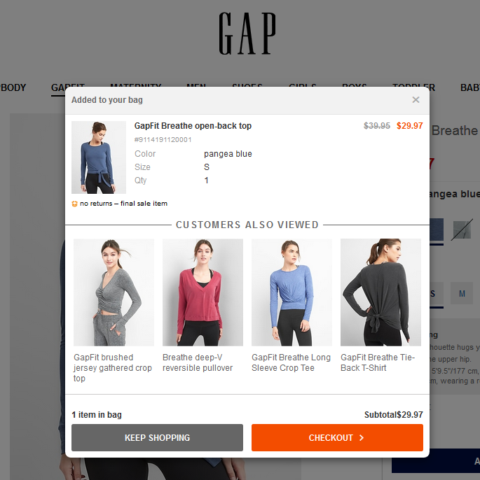 Two ecommerce upsell AB tests that were worth $2 million+ in