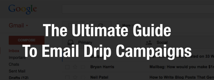 Email Drip Campaigns and Autoresponders: The Ultimate Guide