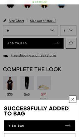 Adidas.com us Bag